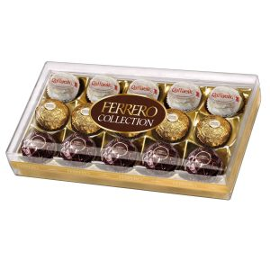 Ferrero collection   t.16 168 gr