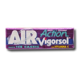 Vigorsol air action gusto ice cassis   54 gr