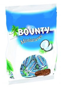 Bounty miniatures     200 gr