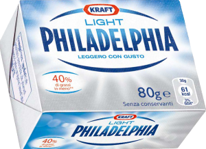 Kraft philadelphia light   80 gr