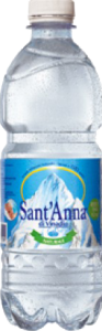 Sant'anna acqua naturale   pet 500 ml