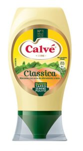 Calve' maionese   top down 250 ml