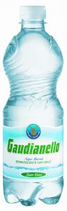 Gaudianello acqua effervescente   pet 500 ml