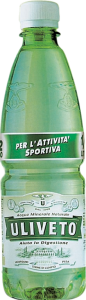 Uliveto acqua effervescente   pet 500 ml