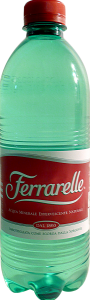 Ferrarelle acqua effervescente   pet 500 ml