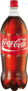 Coca cola regular     2 lt