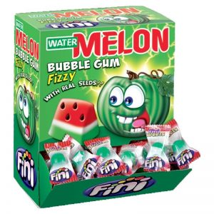 Chicle melon gum     200 pz