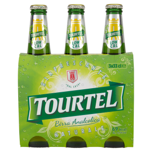 Tourtel birra analcolica     330ml x3