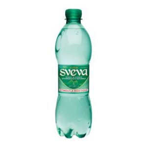 Sveva acqua effervescente   pet 500 ml
