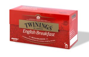 Twinings english breakfast tea   25 filtri