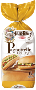 Mulino bianco pagnottelle hot dog x6 325 gr