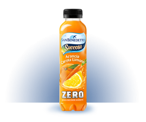 San benedetto succoso zero ace   400 ml