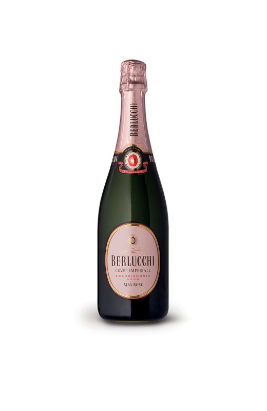 Berlucchi spumante rose'     750 ml