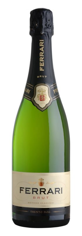 Ferrari spumante brut     750 ml