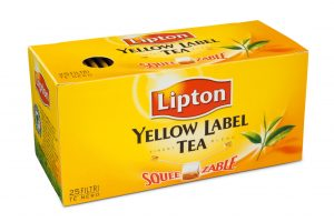 Lipton yellow label tea squeezable 25 filtri 38 gr