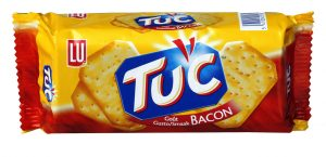 Saiwa tuc bacon   100 gr