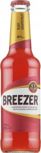 Bacardi breezer ruby grapefruit   275 ml