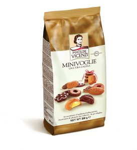 Vicenzi minivoglie assortiti   300 gr