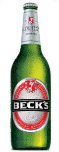 Beck's birra     660 ml
