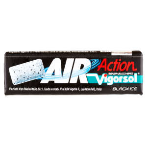 Vigorsol air action black ice   54 gr