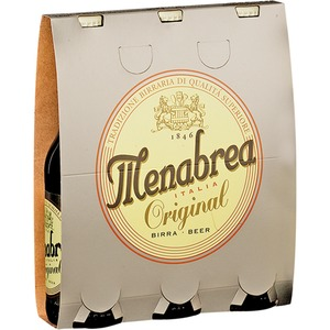 Menabrea birra original   330 ml x3