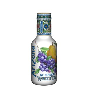 Arizona white tea bluberry   500 ml
