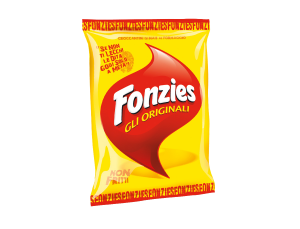 Fonzies snack     40 gr