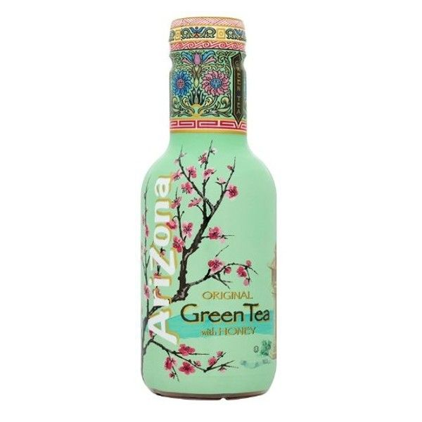 Arizona green tea original  500 ml