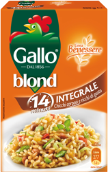 Gallo riso integrale   500 gr
