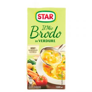 Star brodo liq. verdure   1.000 ml