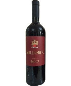 Moio aglianico igp   750 ml