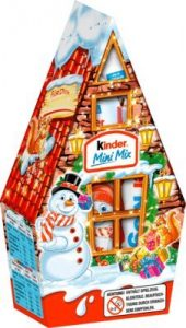 Kinder mini mix casa   79 gr