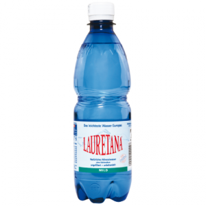 Lauretana acqua     500 ml