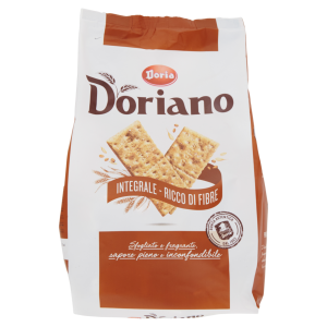 Doria crackers integrali   700 gr
