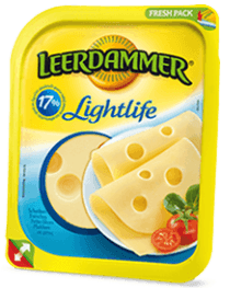 Leerdammer lightlife fette   100 gr
