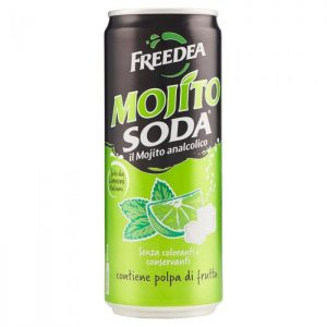 Mojito soda cl.33 330 ml