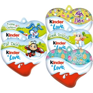 Kinder love cuore   37 gr