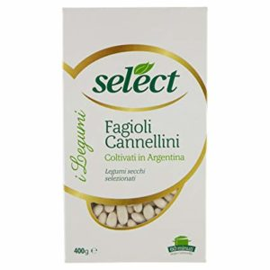 Select fagioli cannellini     400 gr
