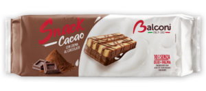 Balconi snack cacao x10   330 gr