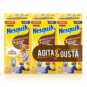 Nesquik drink ml180x3 540 ml