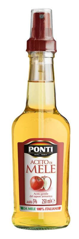 Ponti aceto di mele spray     250 ml