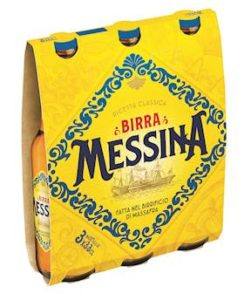 Messina birra 330 ml x3