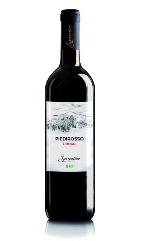 Sorrentino 7 moggi bio  750 ml
