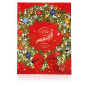 Lindt calendario dell'avvento   299 gr