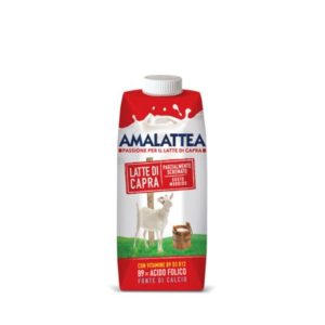 Amalattea latte capra parz.scremato   500 ml