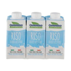 Granarolo latte riso vegetale 200 ml x3