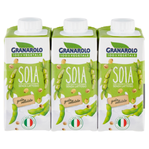 Granarolo latte soia vegetale 200 ml x3