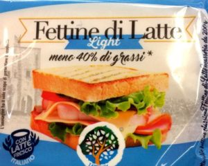 Masseria fettine light   200 gr