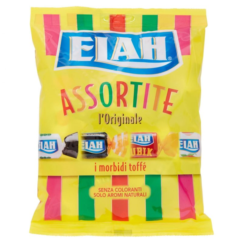 Elah toffee assortiti   150 gr