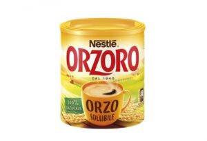 Nestle' orzoro solubile   120 gr